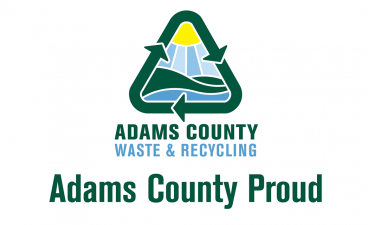 adams county recycling logo - links to Adams Clermont recycling page